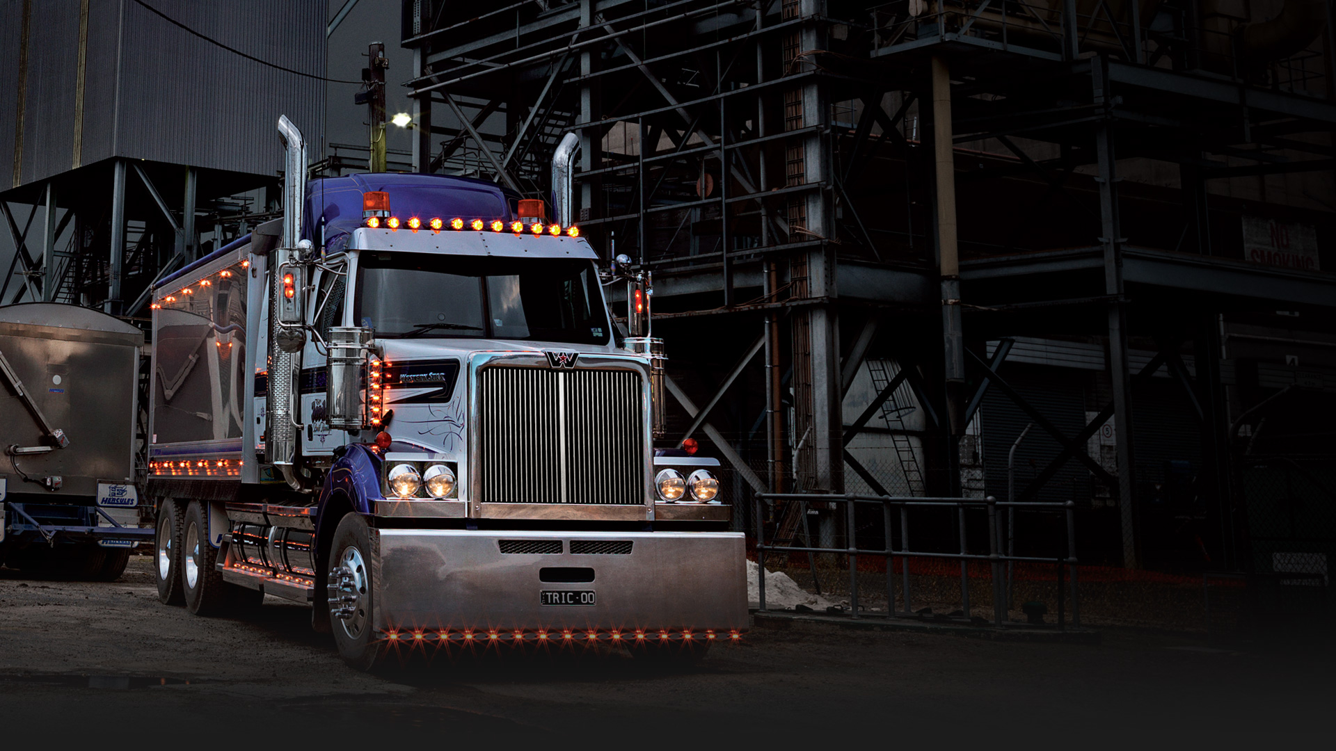 Western Star Trucks - Visit Site